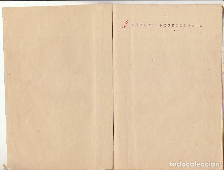 UN ZAMORANO : DIARIO DE OPERACIONES-GUERRA EN MARRUECOS- 1917/24. (Coleccionismo - Documentos - Otros documentos)