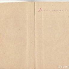 Documentos antiguos: UN ZAMORANO : DIARIO DE OPERACIONES-GUERRA EN MARRUECOS- 1917/24.. Lote 171414339