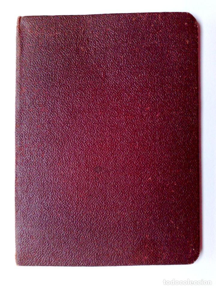 Documentos antiguos: CARNET DE IDENTIDAD,SOCIEDAD CIVIL DE INUTILES PARA EL TRABAJO,EXPEDIDO 1941 (DESCRIPCIÓN) - Foto 3 - 171788708