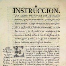 Documentos antiguos: CEDULAS Y DECRETOS REALES, PROVIDENCIAS. BREVES PAPALES, ETC. ESPAÑA. CIRCA 1750. Lote 172070090