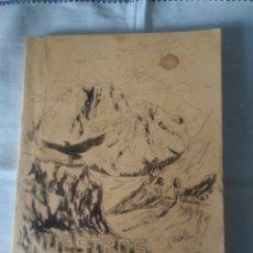 Documenti antichi: 52-CUADERNO NUESTROS CAMINOS, COLEGIO CODEMA, GIJON, 1978. Lote 173388664