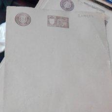 Documentos antiguos: HOJA DOCLE NOTARIA SELLADA SIN USAR. Lote 173656420
