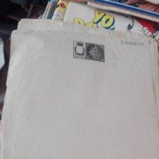 Documentos antiguos: HOJA DOBLE NOTARIA SELLADA SIN USAR. Lote 173656759