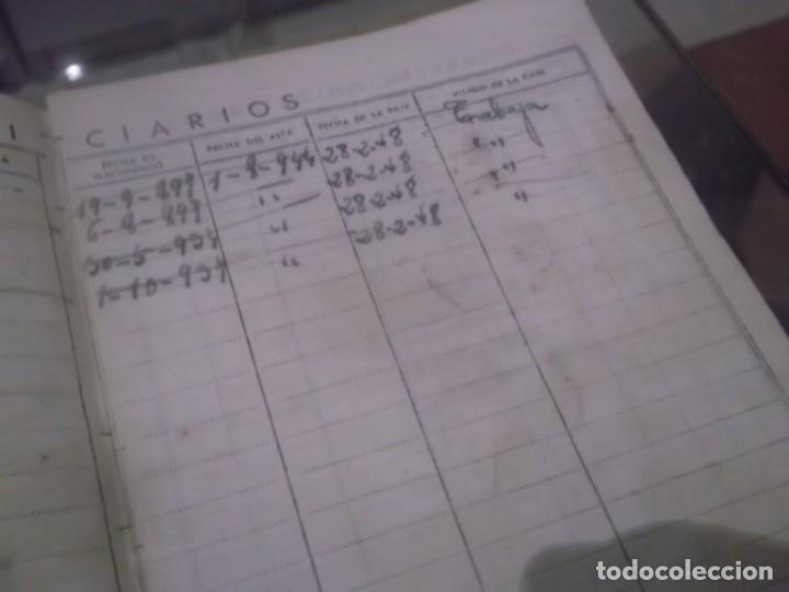 Documentos antiguos: CARTILLA CAJA NACIONAL DE SEGURO DE ENFERMEDAD . SEVILLA AÑO 1944 - Foto 3 - 175221442