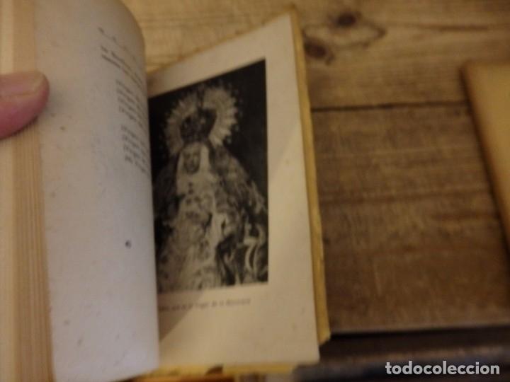 Documentos antiguos: RAMÓN SOTO. PREGÓN DEL BARRIO DE LA MACARENA. SEVILLA 1950. DEDICADO POR EL AUTOR - Foto 2 - 175396359
