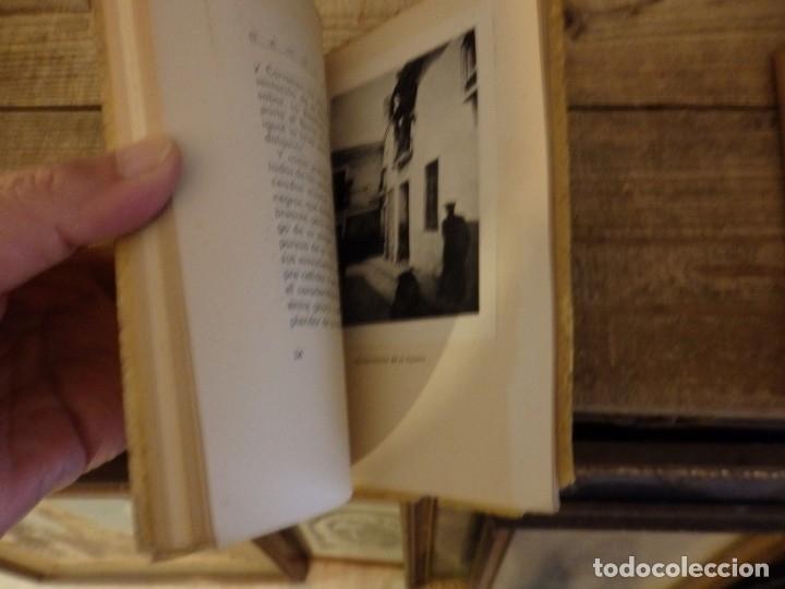 Documentos antiguos: RAMÓN SOTO. PREGÓN DEL BARRIO DE LA MACARENA. SEVILLA 1950. DEDICADO POR EL AUTOR - Foto 3 - 175396359