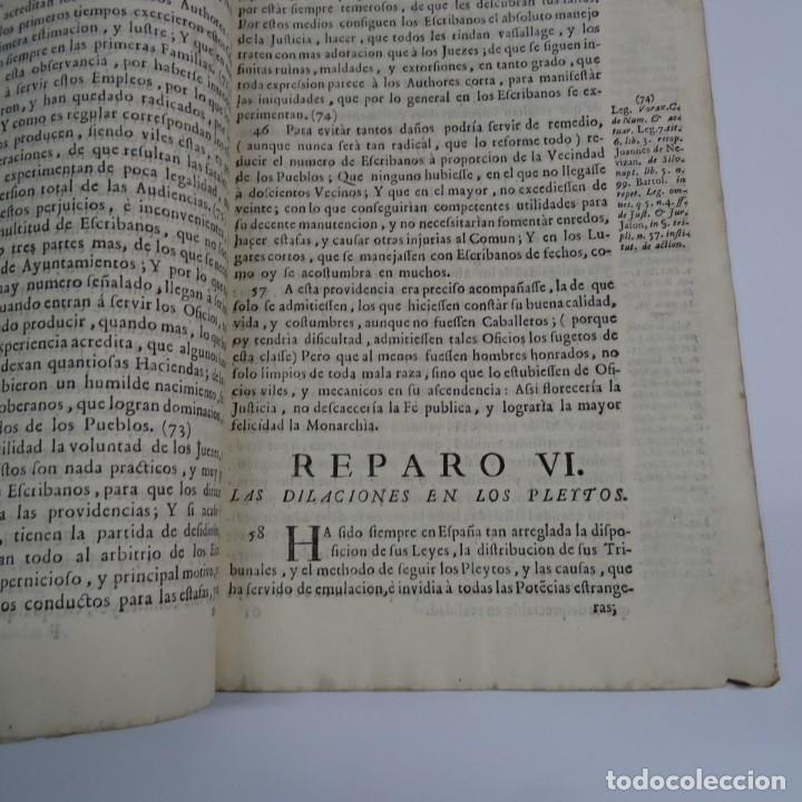 Documentos antiguos: IMPRESO MURCIA S. XVIII (1753). COMPENDIO PARA LA FORMACION DE UN CODIGO.A IMITACION NAPOLES..... - Foto 3 - 176007530