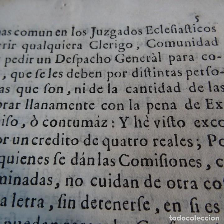 Documentos antiguos: IMPRESO MURCIA S. XVIII (1753). COMPENDIO PARA LA FORMACION DE UN CODIGO.A IMITACION NAPOLES..... - Foto 4 - 176007530