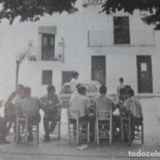 Documentos antiguos: CAMARENA DE LA SIERRA TERUEL ASPECTO URBANO LAMINA AÑOS 60 LAMINA AÑOS 60. Lote 176028347
