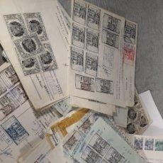 Documentos antiguos: LOTE DE DOCUMENTOS ADUANEROS - PORTUARIOS DE SEVILLA AÑOS 70-80. Lote 177276743