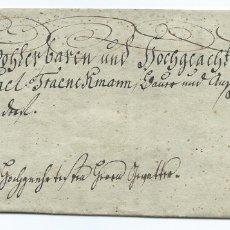 Documentos antiguos: DOCUMENTO ANTIGUO FECHADO EN ALTENBURG 1807. POSIBLEMENTE UNA BULA ECLESIÁSTICA.. Lote 178215877