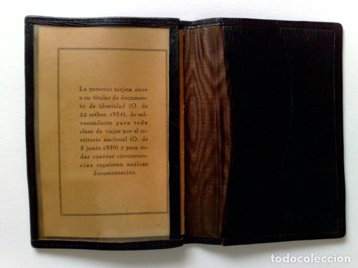 Documentos antiguos: CARNET DE IDENTIDAD,MINISTERIO DE JUSTICIA,PROTECCIÓN DE MENORES (EXP. 1942) MEDICO BAJARDI LOPEZ. - Foto 3 - 178567122