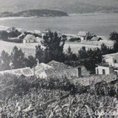 Documentos antiguos: PANJON PONTEVEDRA VISTA ANTIGUA LAMINA HUECOGRABADO AÑOS 40. Lote 178663815
