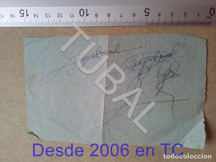 Documentos antiguos: TUBAL GURB VICH SEGUROS SOCIALES EN LA AGRICULTURA 1958 ENVIO 70 CENT 2019 B05 - Foto 2 - 179244328