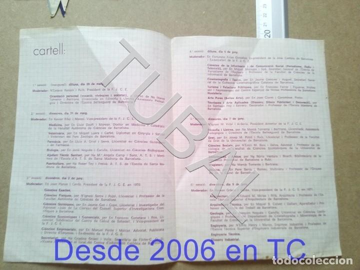 Documentos antiguos: TUBAL VICH 1970 JOVE CAMBRA DE VIC ENVIO 70 CENT 2019 B05 - Foto 2 - 179244470