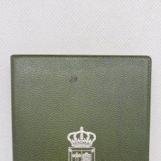 Documentos antiguos: AGENDA CAJA PROVINCIAL DE LOGROÑO - AÑO 1976 - ARM11. Lote 180296946