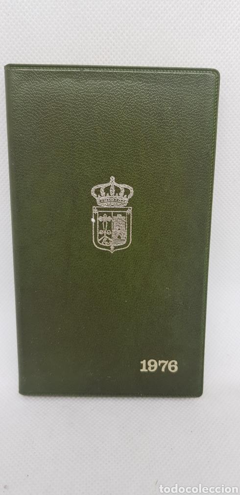 AGENDA CAJA PROVINCIAL DE LOGROÑO - AÑO 1976 - ARM11 (Coleccionismo - Documentos - Otros documentos)
