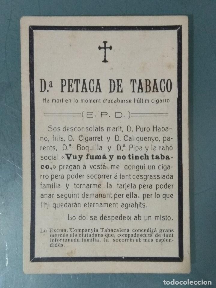 Documentos antiguos: TARJETA COMERCIAL MUY ANTIGUA CASA DE COMIDAS. BAUDILIO BATLLE. - Foto 2 - 180505361