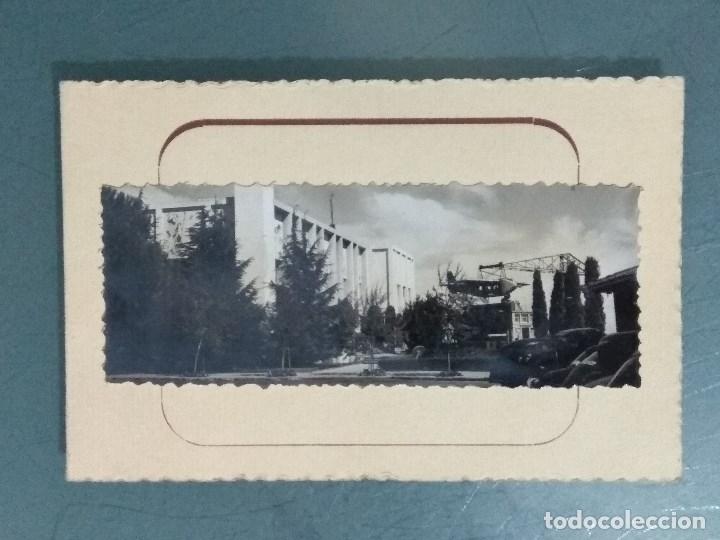 Documentos antiguos: FELICITACIÓN LABORATORIO FOTOGRÁFICO DEL TIBIDABO. AÑO 1955. - Foto 2 - 180505902