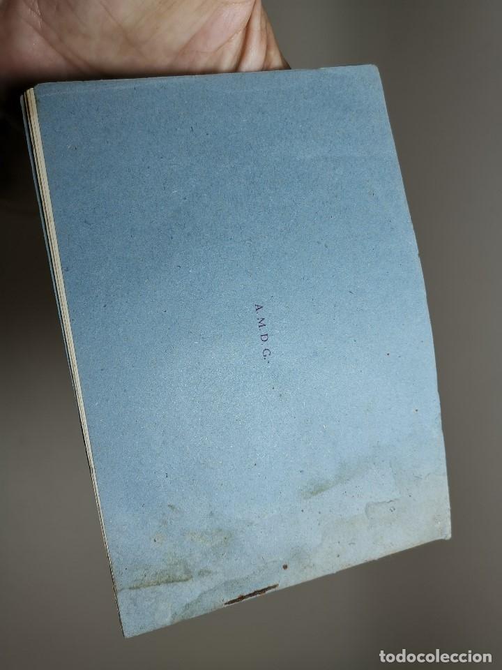 Documentos antiguos: BOLETIN NOTAS- CARTILLA ESCOLAR -COLEGIO SAGRADO CORAZON EL VENDRELL 1949 --REF-ZZ - Foto 4 - 181949798