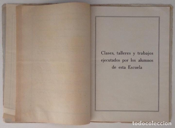 Documentos antiguos: JAEN Memoria curso 1925 - 1926 Escuela de Artes y Oficios Artísticos - Foto 6 - 182230081