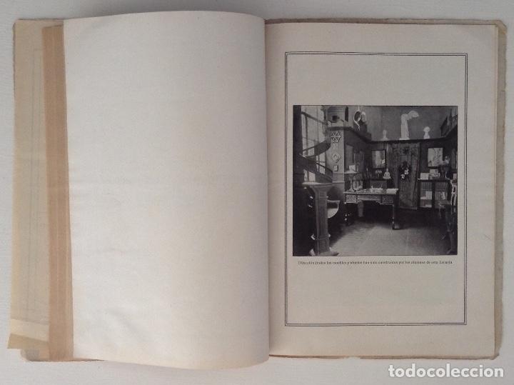 Documentos antiguos: JAEN Memoria curso 1925 - 1926 Escuela de Artes y Oficios Artísticos - Foto 7 - 182230081