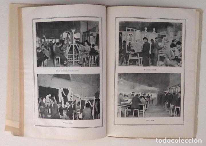 Documentos antiguos: JAEN Memoria curso 1925 - 1926 Escuela de Artes y Oficios Artísticos - Foto 8 - 182230081