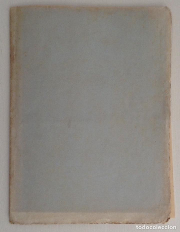 Documentos antiguos: JAEN Memoria curso 1925 - 1926 Escuela de Artes y Oficios Artísticos - Foto 10 - 182230081
