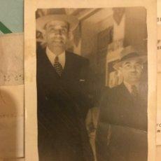 Documentos antiguos: JOSEP BORRAS I MESSEGUER ALCALDE DE REUS 1934 FOMENT NACIONALISTA REPUBLICA EXILI ANDORRA Y MEXIC. Lote 183082928