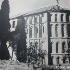 Documentos antiguos: TOLEDO SANTIAGO DEL ARRABAL ANTIGUA LAMINA HUECOGRABADO. Lote 183252976