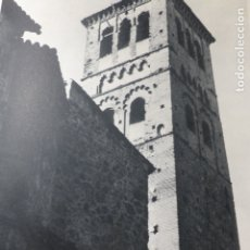 Documentos antiguos: TOLEDO SANTO TOMÉ ANTIGUA LAMINA HUECOGRABADO. Lote 183253012