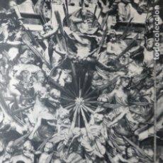 Documentos antiguos: TOLEDO CATEDRAL TRANSPARENTE ANTIGUA LAMINA HUECOGRABADO. Lote 183253162