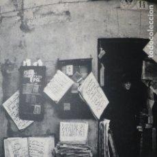 Documentos antiguos: TOLEDO UN COMERCIO PERGAMINOS ANTIGUA LAMINA HUECOGRABADO. Lote 183253940