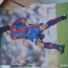 Documentos antiguos: RECORTE DE PRENSA CON LA FOTO DE FERNANDO COUTO (FC BARCELONA). Lote 183709875