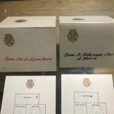Documentos antiguos: SR. GOBERNADOR CIVIL DE MADRID. Lote 184470190