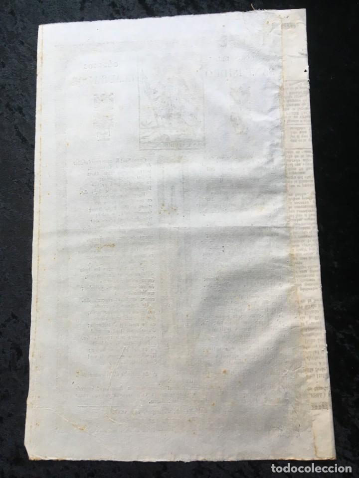 Documentos antiguos: GOIGS DEL GLORIOS SANT ISIDRO LLAURADOR - PAU ROCA - MANRESA - 1847 - RARO - Foto 4 - 186183412