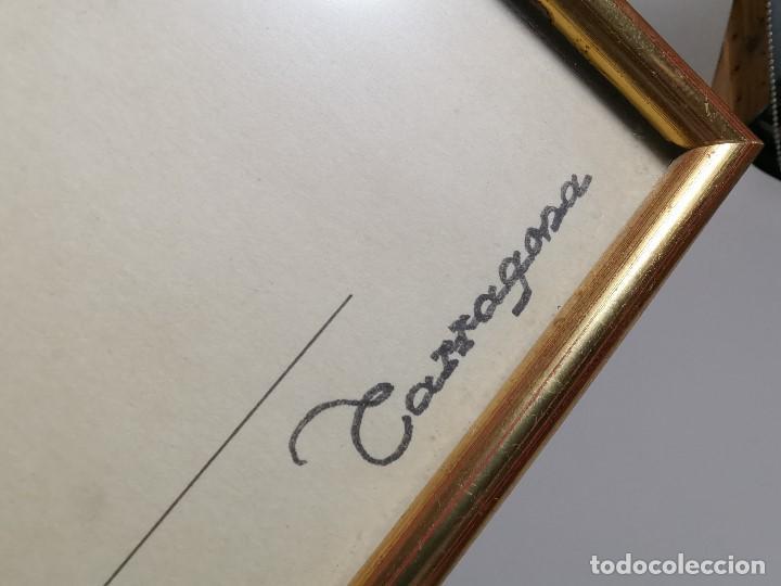 Documentos antiguos: CRUZ ROJA ESPAÑOLA--1976----DIPLOMA MEDALLA DE PLATA--------REF-1AC - Foto 10 - 186453946