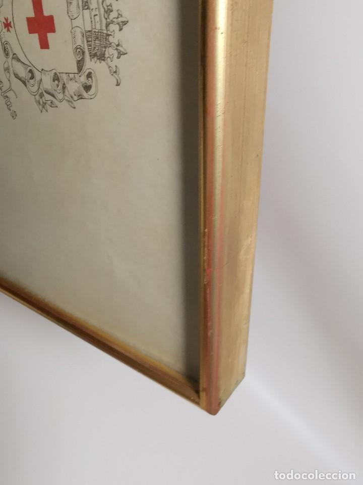 Documentos antiguos: CRUZ ROJA ESPAÑOLA--1976----DIPLOMA MEDALLA DE PLATA--------REF-1AC - Foto 12 - 186453946