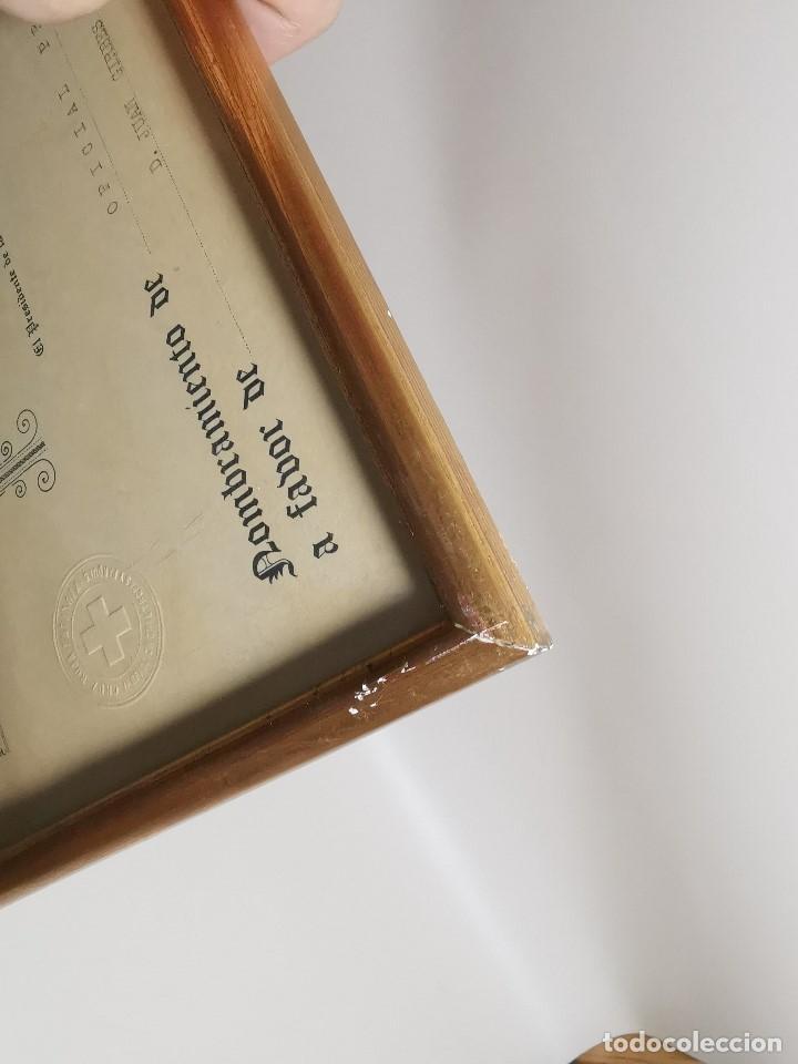 Documentos antiguos: CRUZ ROJA ESPAÑOLA--1976--INSPECCION DE TROPAS Y PARQUES--NOMBRAMIENTO OFICIAL MEDICO 1º ----REF-1AC - Foto 12 - 186454315