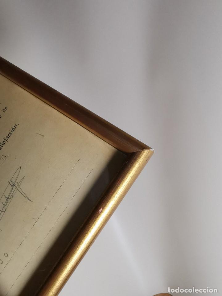 Documentos antiguos: CRUZ ROJA ESPAÑOLA--1976--INSPECCION DE TROPAS Y PARQUES--NOMBRAMIENTO OFICIAL MEDICO 1º ----REF-1AC - Foto 13 - 186454315