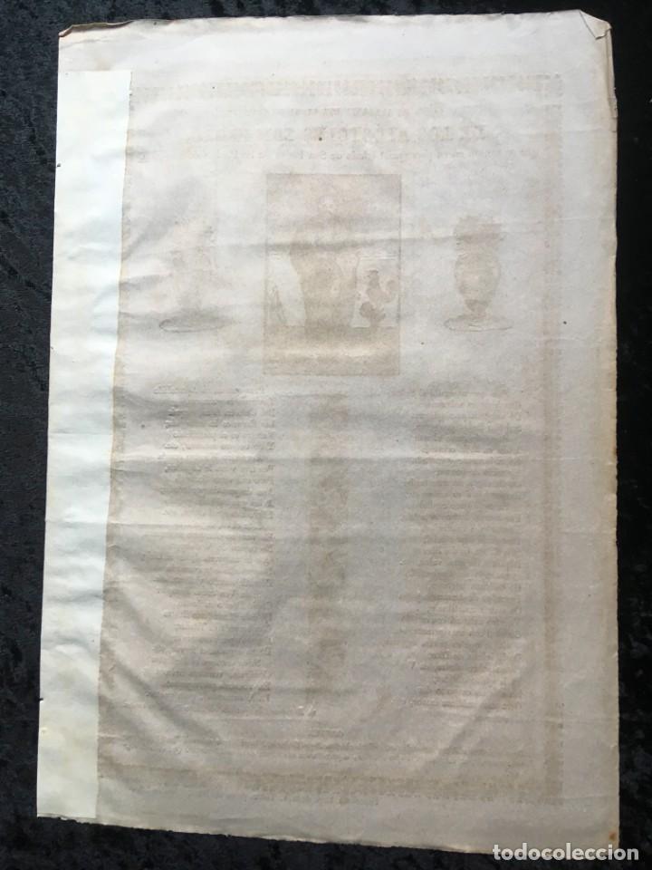 Documentos antiguos: GOZOS SAN PEDRO - SAN PEDRO DE LAS PUELLAS - BARCELONA - 1863 - IMP. V. TORRAS - Foto 4 - 187226792