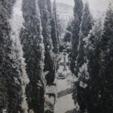 Documentos antigos: AGREDA SORIA PALACIO DE PAREDES ANTIGUA LAMINA HUECOGRABADO. Lote 190858802