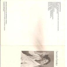 Documentos antiguos: 904. CATALOGO SECADOR DE PELO EXTEND. Lote 191389863