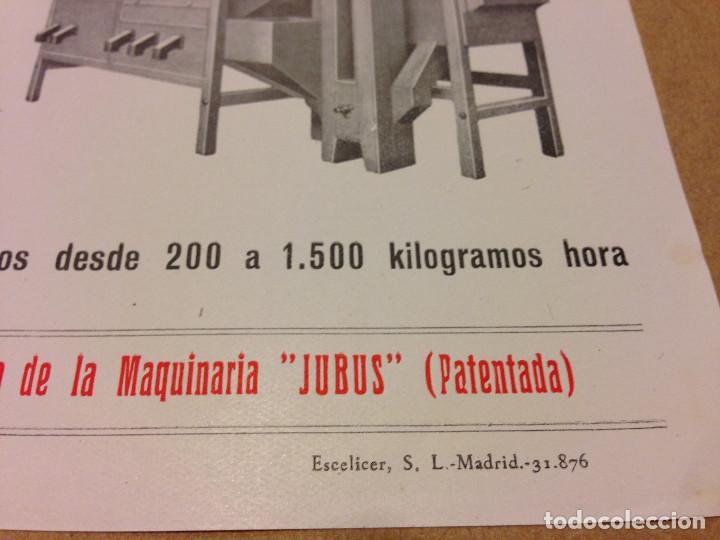 Documentos antiguos: INDUSTRIAS JUAN BUSQUETS CRUSAT,S.A.TELEGRAMAS JUBUS.REUS.BARCELONA,MADRID. - Foto 2 - 191684158