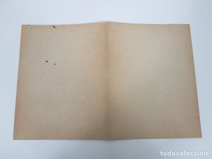 Documentos antiguos: Red Nacional de los Ferrocarriles Españoles - Zaragoza-433 - Carta, Firma Jefe de Estación -Año 1944 - Foto 2 - 192907150