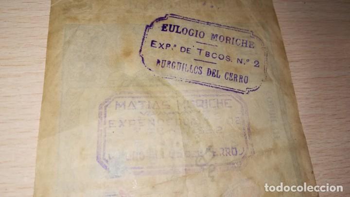 Documentos antiguos: ANTIGUA CEDULA PERSONAL, ESTADO ESPAÑOL, BADAJOZ,AÑO 1942 - Foto 2 - 194098508