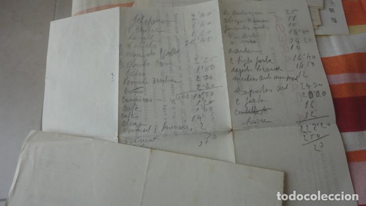 Documentos antiguos: ANTIGUA CARTA Y RECIBO PAGO.AGENCIA TRANSPORTES.LA PALLARESA.JUAN.GOMEZ.TARREGA 1926 - Foto 5 - 194234082