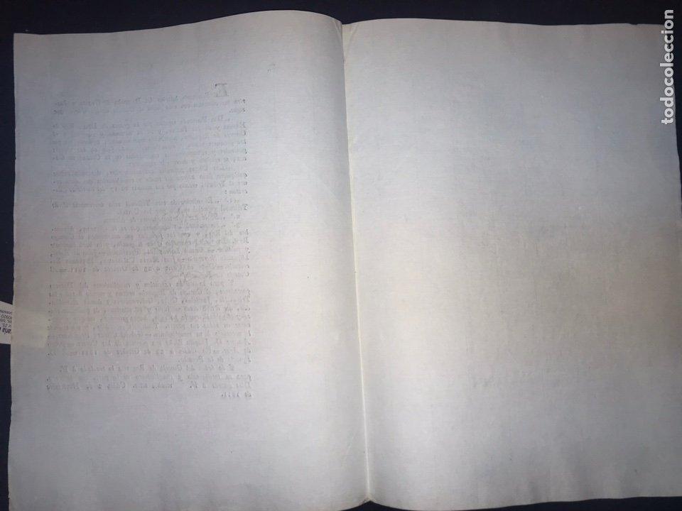 Documentos antiguos: CÁDIZ, 1811. GUERRA INDEPENDENCIA. TRATAMIENTO DEL TRIBUNAL CREADO. CONSEJO REGENCIA. - Foto 2 - 194321831