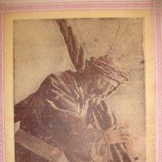 Documentos antiguos: CULTOS NUESTRO PADRE DE LA PASION Y Nª SRA DE LA MERCED AÑO 1930.SAN SALVADOR . Lote 194374050