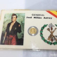 Documentos antiguos: GENERAL JOSE MILLAN ASTRAY . Lote 194390396